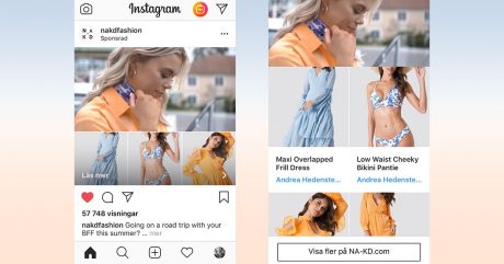 Instagram Collection Ads