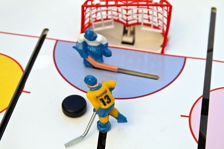 Mål bordshockey