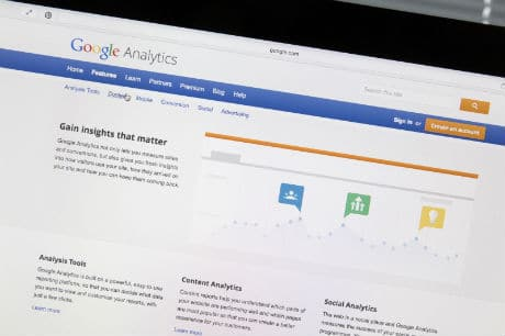 Hänvisiningar Google Analytics